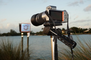 Shooting beauty on the Jupiter Inlet