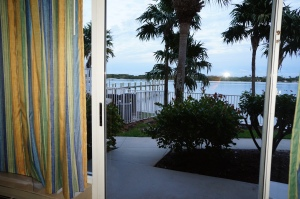 Jupiter Waterfront Inn - a room with a view