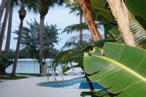 Jupiter Waterfront Inn Pool
