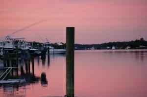 Amazing Tequesta intracoastal sunset